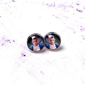 Stranger Things Earrings